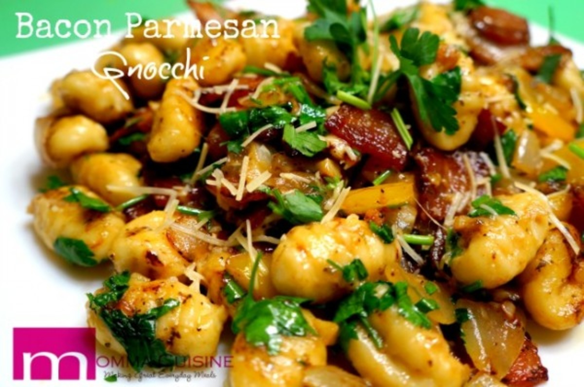 recipe: quick gnocchi dishes [24]