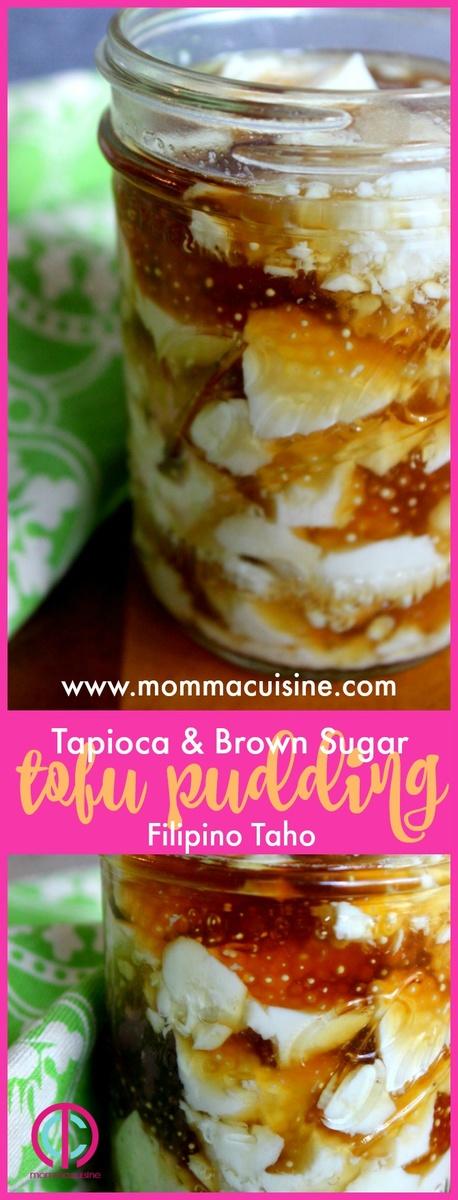 Tapioca brown sugar tofu pudding filipino taho recipes momma cuisine momma cuisine momma cuisine momma cuisine momma cuisine forumfinder Choice Image